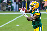 Green Bay Packers safety Morgan Burnett (42) during a National Football League game against the Tampa Bay Buccaneers on December 2nd, 2017 at Lambeau Field in Green Bay, Wisconsin. Green Bay defeated Tampa Bay 26-20. (Brad Krause/Krause Sports Photography)