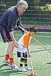 AMSTERDAM - Funkey Hockey voor KNHB. Fotografie Koen Suyk
