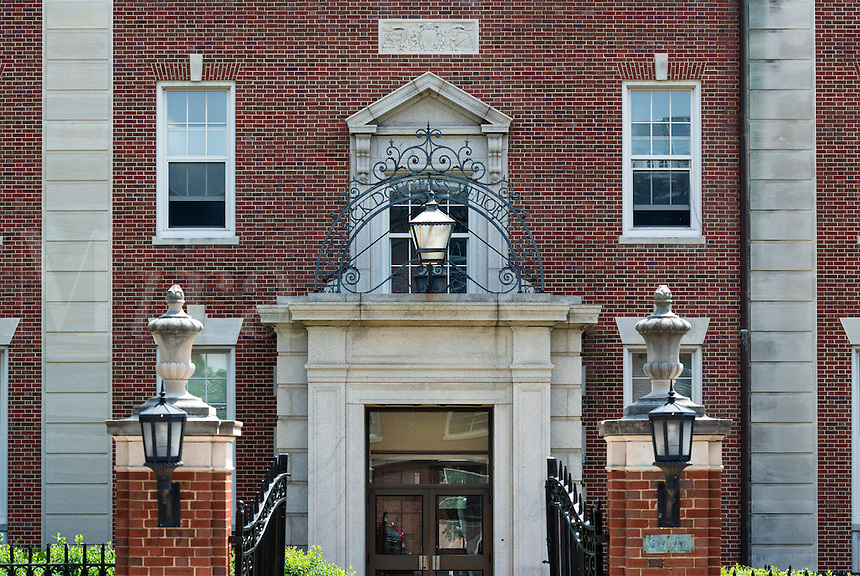 Frederick Douglas Memorial Hall, Howard University, Washington DC, USA