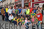 The Goal cyclists arrive back in Listowel on Thursday afternoon after cycling from Istanbul.   Copyright Kerry's Eye 2008