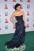 LAS VEGAS, NV - NOVEMBER 15 :  Karen Hoyos pictured at the 2012 Latin Grammys at Mandalay Bay Resort on November 15, 2012 in Las Vegas, Nevada.  Credit: Kabik/Starlitepics/MediaPunch Inc. /NortePhoto