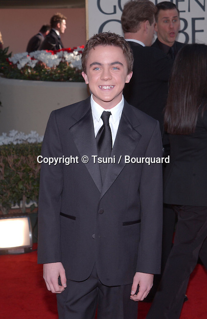 Frankie Muniz arrives at the 2002 GOLDEN GLOBE AWARDS at the Beverly Hills Hilton in Beverly Hills, CA, Sunday, January 20, 2002.            -            MunizFrankie01E.jpg