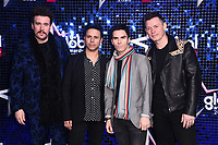 Stereophonics<br /> arriving for the Global Awards 2020 at the Eventim Apollo Hammersmith, London.<br /> <br /> ©Ash Knotek  D3559 05/03/2020
