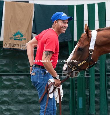 Belmont Park, Belmont Stakes week