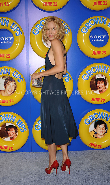 WWW.ACEPIXS.COM . . . . . ....June 23 2010, New York City....Maria Bello at the premiere of 'Grown Ups' at the Ziegfeld theatre on June 23 2010 in New York City....Please byline: KRISTIN CALLAHAN - ACEPIXS.COM.. . . . . . ..Ace Pictures, Inc:  ..(212) 243-8787 or (646) 679 0430..e-mail: picturedesk@acepixs.com..web: http://www.acepixs.com