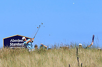 Bernd Wiesberger (AUT) on the 5th during Round 4 of the Aberdeen Standard Investments Scottish Open 2019 at The Renaissance Club, North Berwick, Scotland on Sunday 14th July 2019.<br />