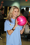 Guiding Light's Sonia Satra bowls -   13th Annual Daytime Stars and Strikes Bowling for Autism on April 23, 2016 at Bowler City Lanes in Hackensack, NJ. (Photo by Sue Coflin/Max Photos)