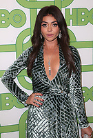 06 January 2019 - Beverly Hills , California - Sarah Hyland. 2019 HBO Golden Globe Awards After Party held at Circa 55 Restaurant in the Beverly Hilton Hotel. <br /> CAP/ADM/FS<br /> &copy;FS/ADM/Capital Pictures