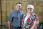 Big Break Winners Pauline and Alan Dare..31.07.12.©Steve Pope