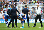 Reading's Jaap Stam looks on dejected during the Championship Play-Off Final match at Wembley Stadium, London. Picture date: May 29th, 2017. Pic credit should read: David Klein/Sportimage