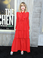 "05 August 2019 - Hollywood, California - Maddie Hasson. ""The Kitchen"" Los Angeles Premiere held at TCL Chinese Theatre.  <br /> CAP/ADM/BT<br /> ©BT/ADM/Capital Pictures"