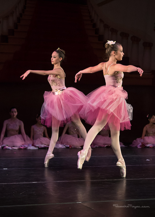 """First Dress Rehearsal for """"Cinderella"""", the 2014 Annual Recital by the Cary Ballet Conservatory"""