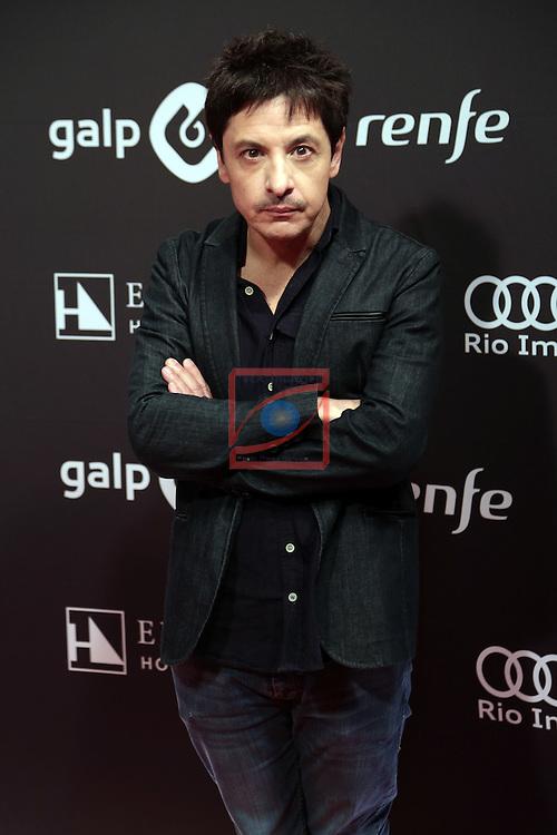 63 Premios Ondas.<br /> Photocall-Gala entrega de Premios.<br /> Juan Carlos Ortega.