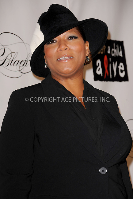 WWW.ACEPIXS.COM . . . . . .November 3, 2011, New York City....Queen Latifah attends the 8th annual Keep A Child Alive Black Ball at the Hammerstein Ballroom on November 3, 2011 in New York City....Please byline: KRISTIN CALLAHAN - ACEPIXS.COM.. . . . . . ..Ace Pictures, Inc: ..tel: (212) 243 8787 or (646) 769 0430..e-mail: info@acepixs.com..web: http://www.acepixs.com .