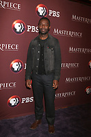 LOS ANGELES - FEB 1:  David Oyelowo at the Masterpiece Theater Photo Call at the Langham Huntington Hotel on February 1, 2019 in Pasadena, CA