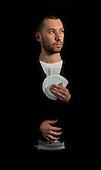 Magician Ryan Davidson in Castlemilk - Picture by Donald MacLeod  31.3.12  07702 319 738  clanmacleod@btinternet.com