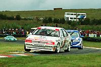 1993 British Touring Car Championship. #46 Eugene O'Brien (GBR). Peugeot Talbot Sport. Peugeot 405Mi16.