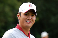 CHICAGO, IL - SEPTEMBER 19:  Sihwan Kim of the Stanford Cardinal during the Fighting Illini Invitational on September 19, 2009 at the Olympia Fields Country Club in Chicago, Illinois.