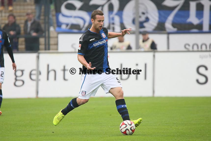 Manuel Konrad (FSV) - FSV Frankfurt vs. FC Erzgebirge Aue, Frankfurter Volksbank Stadion
