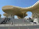 Metropol Parasol in Seville,Spain