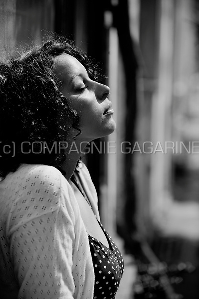 Flemish actress Marie Vinck (Belgium, 28/06/2010)