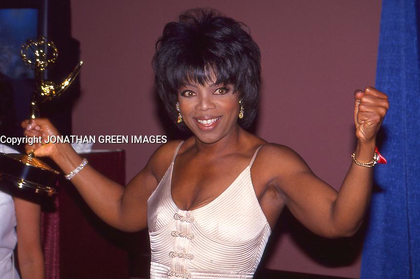 Oprah Winfrey 1994 Daytime Emmy Awards<br /> By Jonathan Green