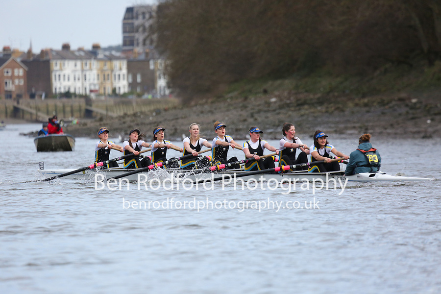 Crew: 223   Royal Free &amp; Univ Coll Med Sch   W Devel<br /> <br /> Quintin Head 2019<br /> <br /> To purchase this photo, or to see pricing information for Prints and Downloads, click the blue 'Add to Cart' button at the top-right of the page.