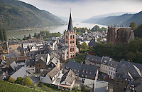 Romantic Middle Rhine Valley