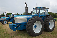 A rare County Tractor owned by collector Paul Cable sold for a record &pound;94,500 at his collections disposal sale in Hertfordshire The County one of only six made in 1985 and would have cost &pound;20,597<br /> &copy;Tim Scrivener Photographer 07850 303986<br /> ....Covering Agriculture In The UK....