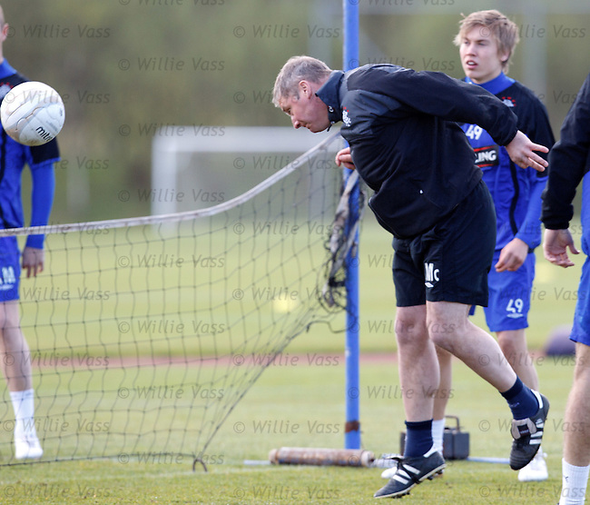 Super Ally sticks the nut on the ball