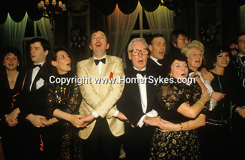 New Years Eve at the Ritz Hotel London.  The English Season published by Pavilon Books 1987