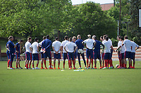 USMNT Training, Monday, April 13, 2015