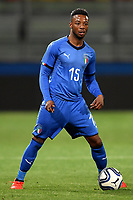Claude Adjapong of Italy in action during international friendly match between Italy U21 and Croatia U21 at stadio Benito Stirpe, Frosinone, March 25, 2019 <br /> Photo Andrea Staccioli / Insidefoto