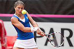 FED CUP 2013 World Group Semifinals, Palermo (ITA)  |  1st Day
