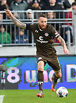 30.11.2019,  GER; 2. FBL, FC St. Pauli vs Hannover 96 ,DFL REGULATIONS PROHIBIT ANY USE OF PHOTOGRAPHS AS IMAGE SEQUENCES AND/OR QUASI-VIDEO, im Bild Einzelaktion Hochformat Marvin Knoll (Pauli #05) Foto © nordphoto / Witke