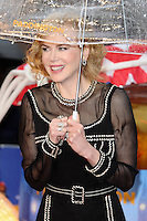 "Nicole Kidman arriving for the ""Paddington"" world premiere at the Odeon Leicester Square, London. 23/11/2014 Picture by: Steve Vas / Featureflash"