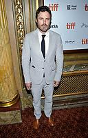 10 September 2018 - Toronto, Ontario, Canada. Casey Affleck. &quot;The Old Man &amp; The Gun&quot; Premiere - 2018 Toronto International Film Festival held at The Elgin.    <br /> CAP/ADM/BPC<br /> &copy;BPC/ADM/Capital Pictures