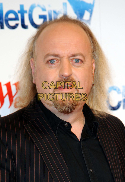 BILL BAILEY.'Chalet Girl' world film premiere at Vue Westfield cinema, Shepherd's Bush, London, England 8th February 2011..headshot portrait black goatee facial hair pinstripe .AP/WIZ.© Wizard/Capital Pictures.