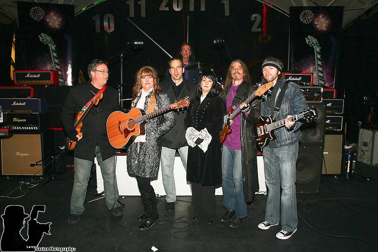 Tribute Palooza on Fremont Street in Las Vegas