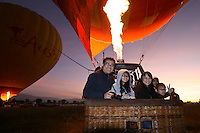 20130601 June 01 Hot Air Balloon Gold Coast