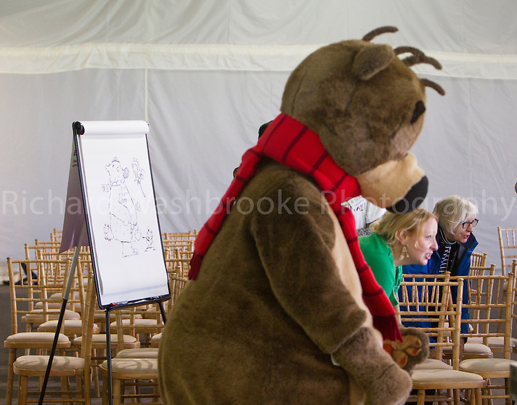 Luton Hoo Estate - Hoo's Kids Book Fest  21st April 2013