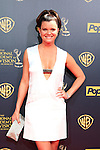 BURBANK - APR 26: Heather Tom at the 42nd Daytime Emmy Awards Gala at Warner Bros. Studio on April 26, 2015 in Burbank, California