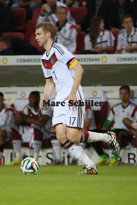 Per Mertesacker (D) - Deutschland vs. Armenien in Mainz
