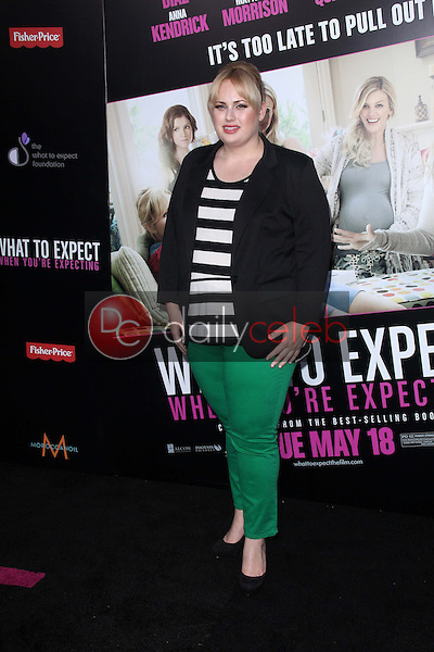 Rebel Wilson<br /> at the &quot;What to Expect When You're Expecting&quot; Los Angeles Premiere, Chinese Theater, Hollywood, CA 05-14-12<br /> David Edwards/DailyCeleb.com 818-249-4998