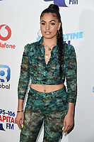Mabel<br /> in the press room for the Capital Summertime Ball 2018 at Wembley Arena, London<br /> <br /> ©Ash Knotek  D3407  09/06/2018
