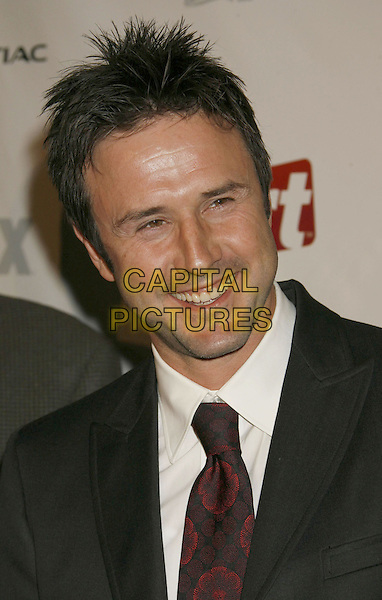 "DAVID ARQUETTE .The ""Dirt"" Hollywood premiere, Hollywood, California, USA..December 9th, 2006.headshot portrait .CAP/ADM/RE.©Russ Elliot/AdMedia/Capital Pictures"