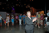 Houston Museum of Natural Science Hall of Paleontology Ribbon Cutting and Exhibit Opening