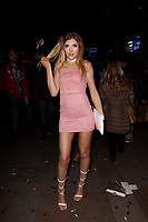 LONDON, ENGLAND - NOVEMBER 09 :  Rhiannon Ryder attends The Paul Raymond Awards 2017, at the Cafe de Paris on November 09, 2017 in London, England.<br /> CAP/AH<br /> &copy;Adam Houghton/Capital Pictures