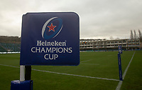 A general view of The Recreation Ground, home of Bath Rugby<br /> <br /> Photographer Bob Bradford/CameraSport<br /> <br /> Heineken Champions Cup Pool 1 - Bath v Leinster - Saturday 8th December 2018 - The Recreation Ground - Bath<br /> <br /> World Copyright &copy; 2018 CameraSport. All rights reserved. 43 Linden Ave. Countesthorpe. Leicester. England. LE8 5PG - Tel: +44 (0) 116 277 4147 - admin@camerasport.com - www.camerasport.com