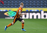 Hull City's Keane Lewis-Potter<br /> <br /> Photographer Dave Howarth/CameraSport<br /> <br /> The EFL Sky Bet League One - Hull City v Crewe Alexandra - Saturday 19th September 2020 - KCOM Stadium - Kingston upon Hull<br /> <br /> World Copyright © 2020 CameraSport. All rights reserved. 43 Linden Ave. Countesthorpe. Leicester. England. LE8 5PG - Tel: +44 (0) 116 277 4147 - admin@camerasport.com - www.camerasport.com